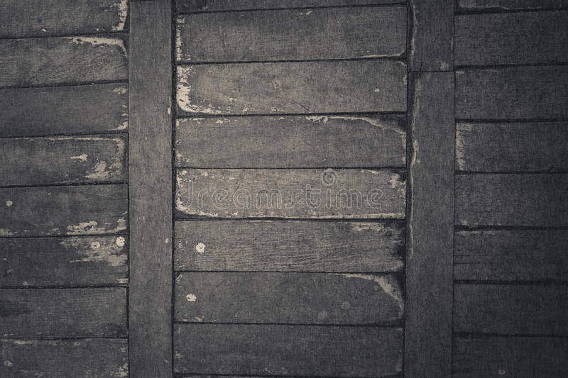 Wood texture. The old wooden texture consisting of separate layers stock images