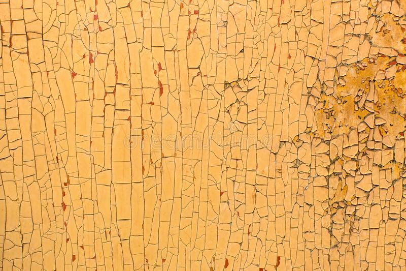 Wood Texture - Peeling Paint On Old Wooden Rustic Material On The ...
