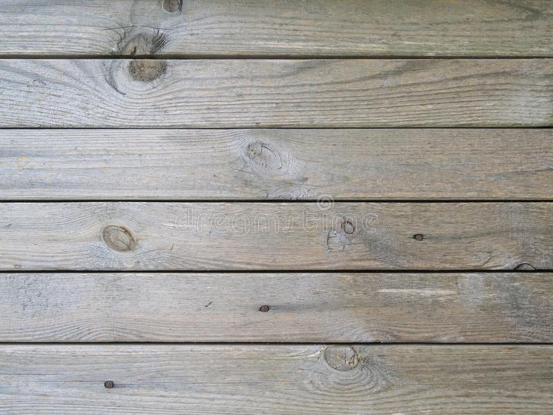 Wood texture plank background - wooden desk table wall or floor stock image