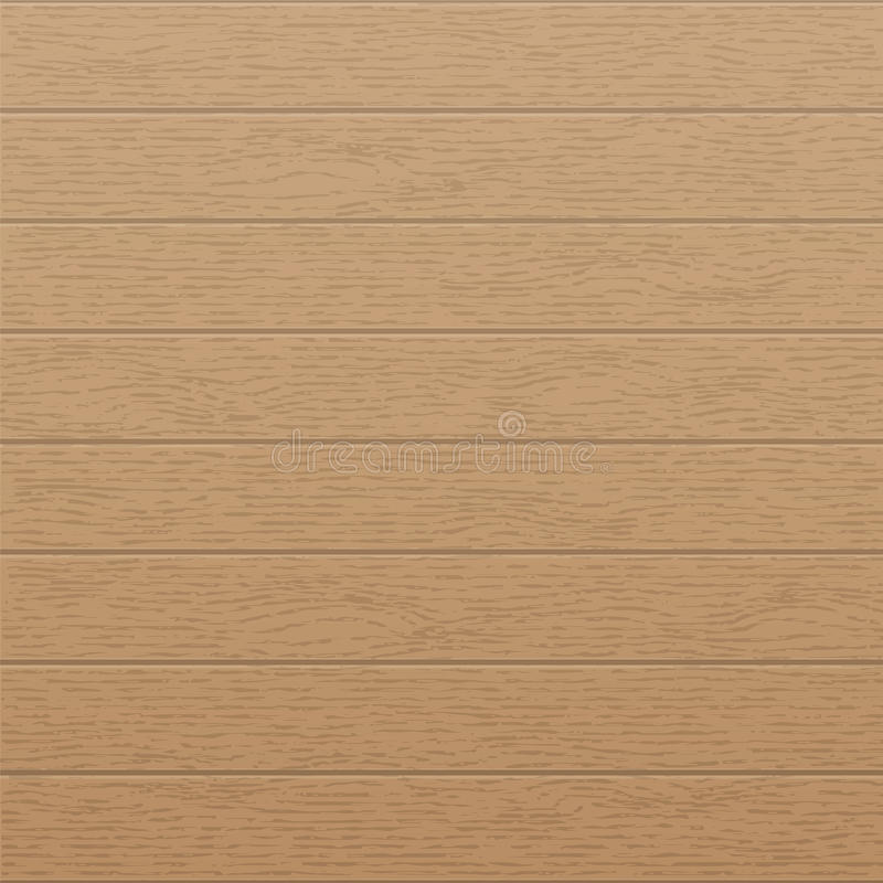 Wood texture template with horizontal stripes, rustic old panels, grunge vintage floor. Wooden vector background. vector illustration