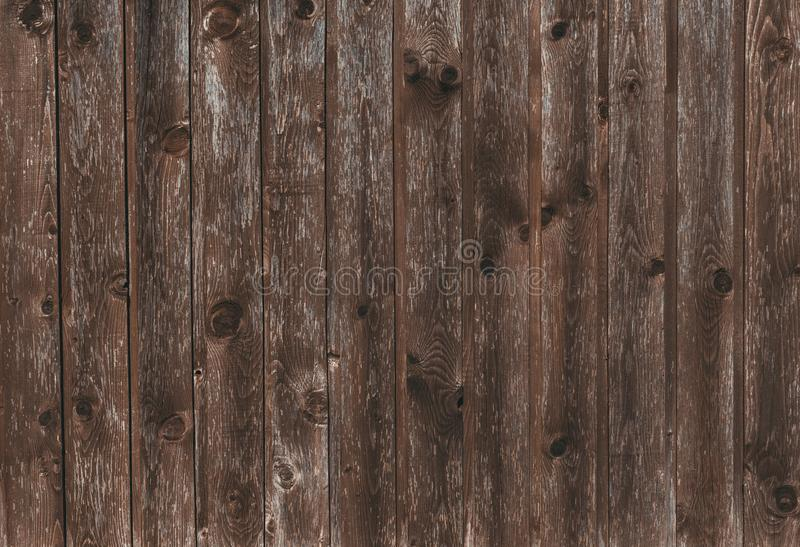 Wood texture or wood background. Grunge dark abstract wood background. Old brown natural wooden texture stock photo