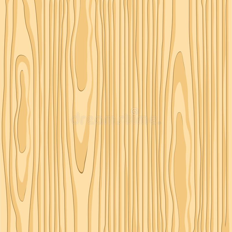 Wood texture, wood fiber background royalty free illustration