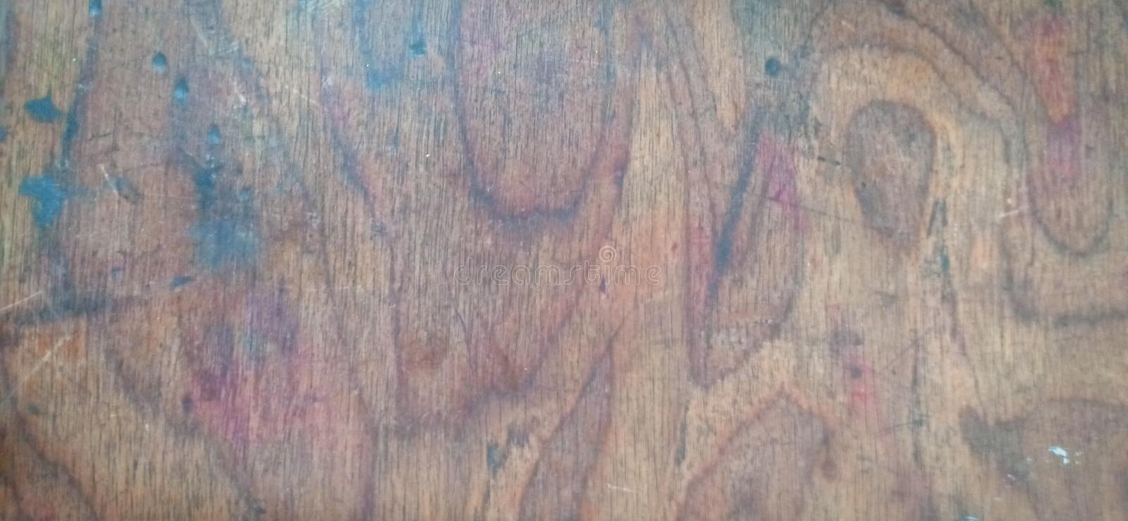 Wood texture. Table . Wood design. India royalty free stock images