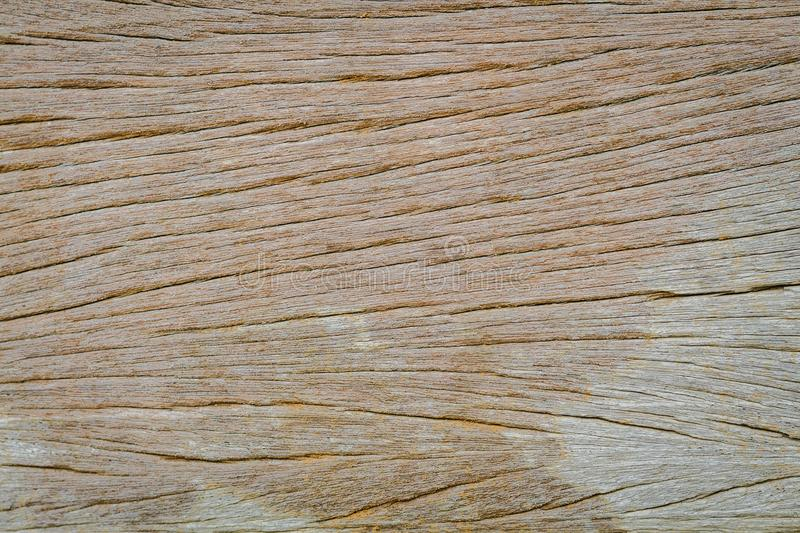 Wood Texture, Wooden Plank Grain Background, Desk in Perspective royalty free stock image