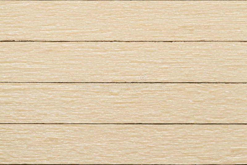 Wood texturplankabakgrund, vit trätimmerplankavägg arkivfoto