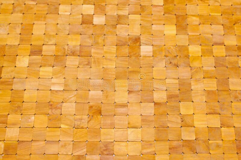 Wood tiles stock photos