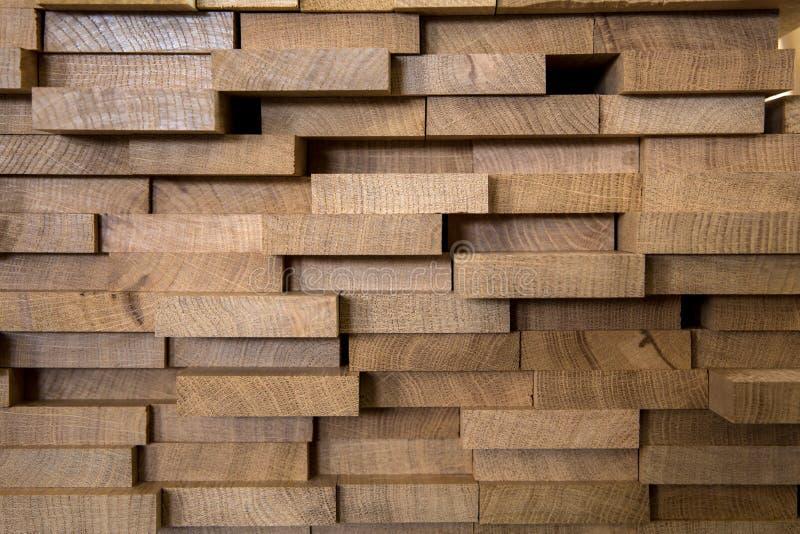 Wood timmerkonstruktionsmaterial för bakgrund och textur fotografering för bildbyråer