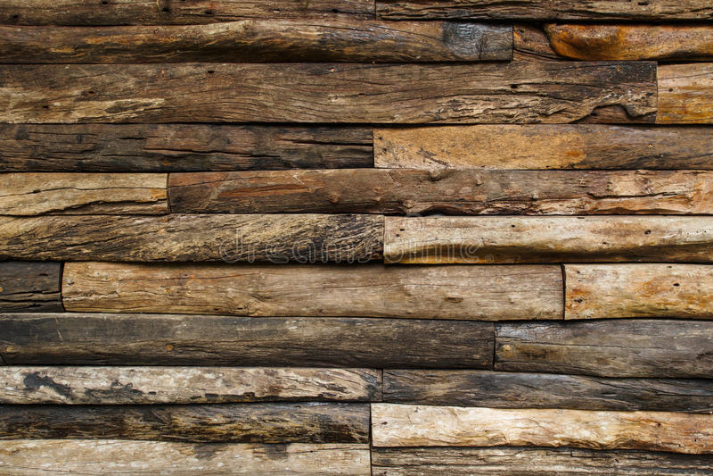 Wood väggtextur arkivbilder