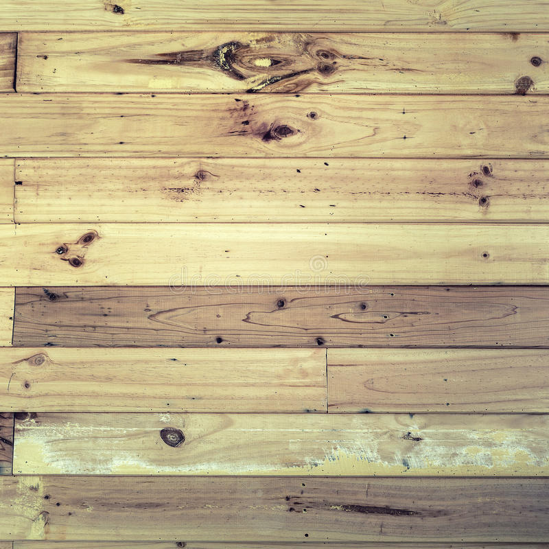 Wood wall background texture. In vintage style royalty free stock photo