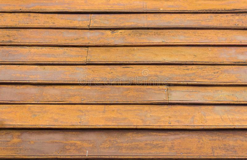 Wood wall background,Vintage wooden wall background. Copy space stock image
