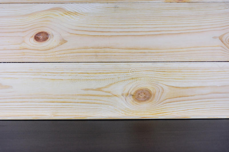 Download Wood Wall And Black Table For Background Stock Image - Image: 83715813