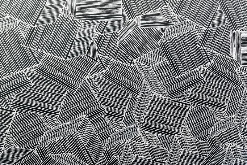 Wood wall geometry decoration background. Abstract geometric background of the wood. Abstract wallpaper. Wood wall geometry decoration background. Abstract stock photo