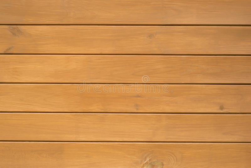 Download Wood Wall Of Horizontal Brown Planks Stock Photo - Image: 20206526