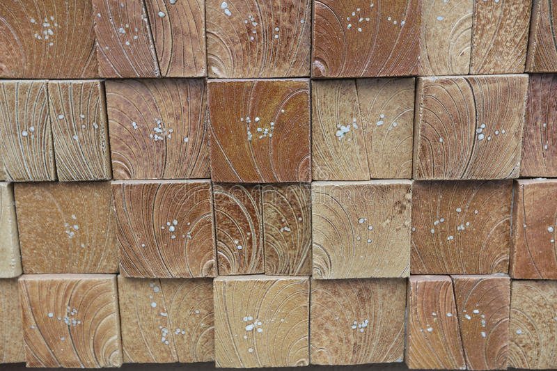 Wood wall veneer rosewood - decorative textures. Wood wall - veneer rosewood - decorative textures royalty free stock photo