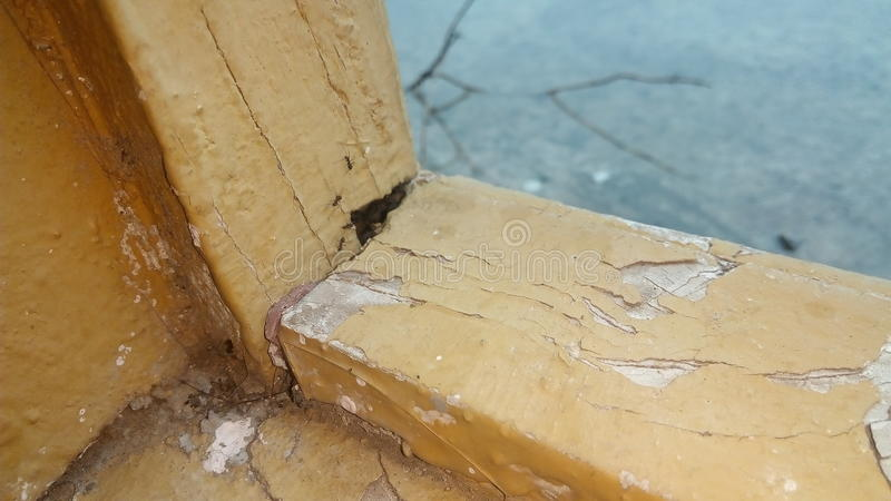 Wood water royalty free stock image