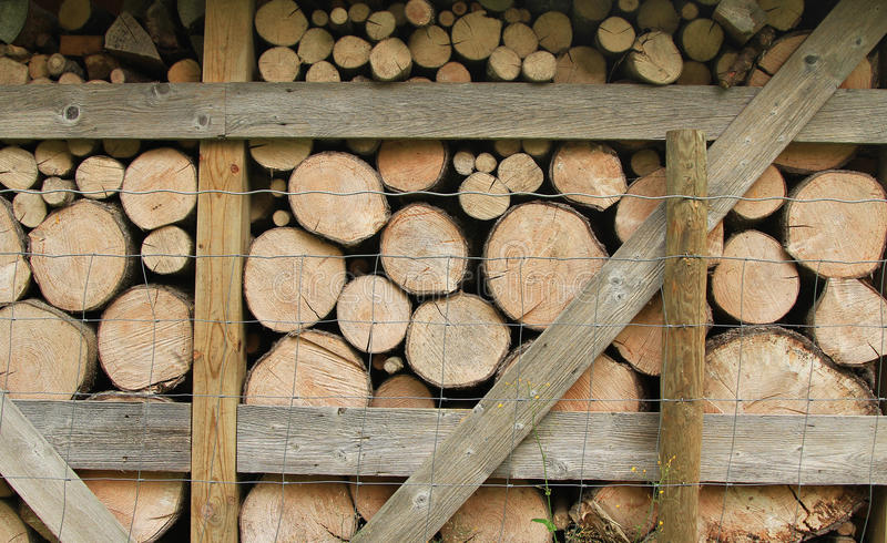Download Wood for the winter. stock image. Image of wood, fire - 22077091