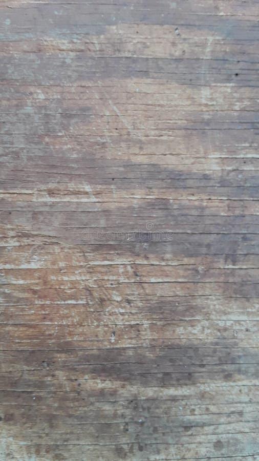 Wood woodgrain grain plywood plank brown striped old vintage board weathered rustic stock photo