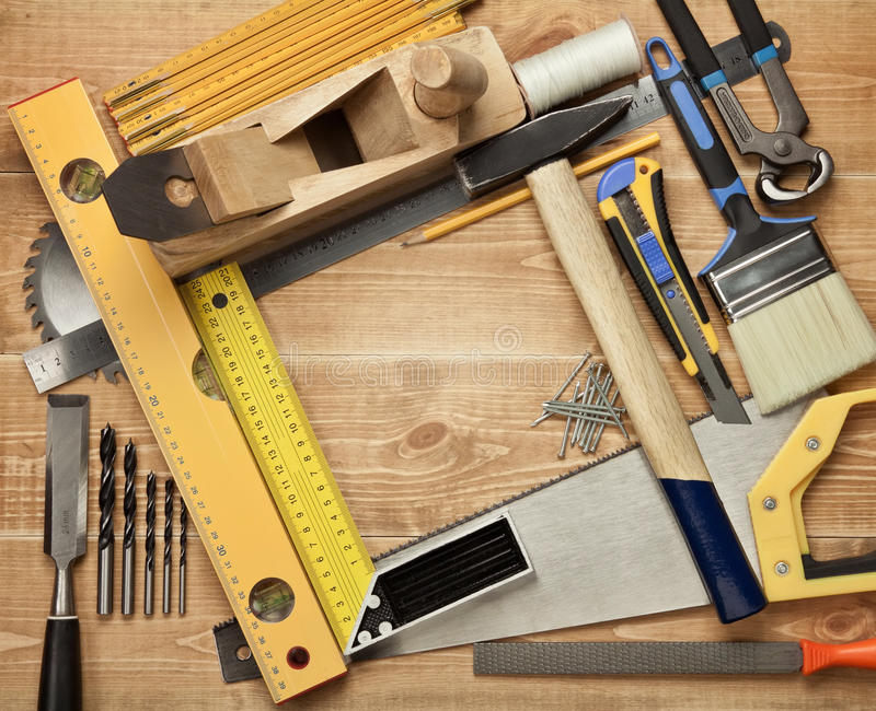 Wood working royalty free stock photo
