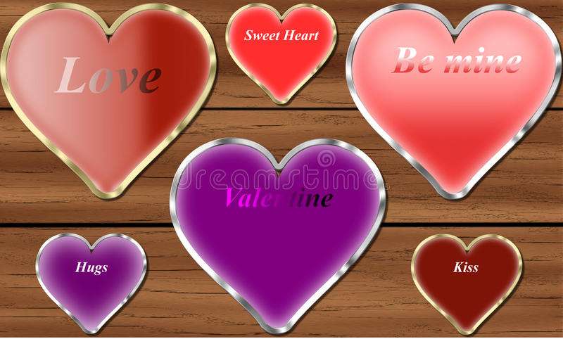 Wood You Be Mine royalty free stock photo
