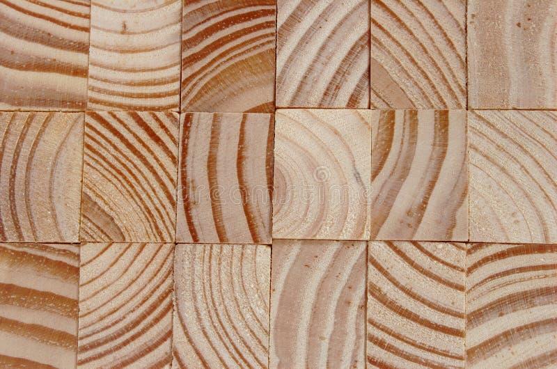 Woodblock Beschaffenheit stockfotografie