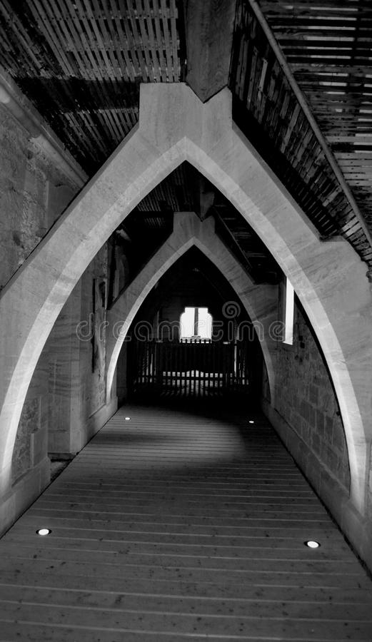 Woodchester Mansion royalty free stock image