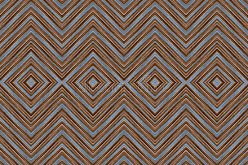 Wooden abstract background geometric rhombic pattern gray stripes contrast cloth design parquet wall vector illustration