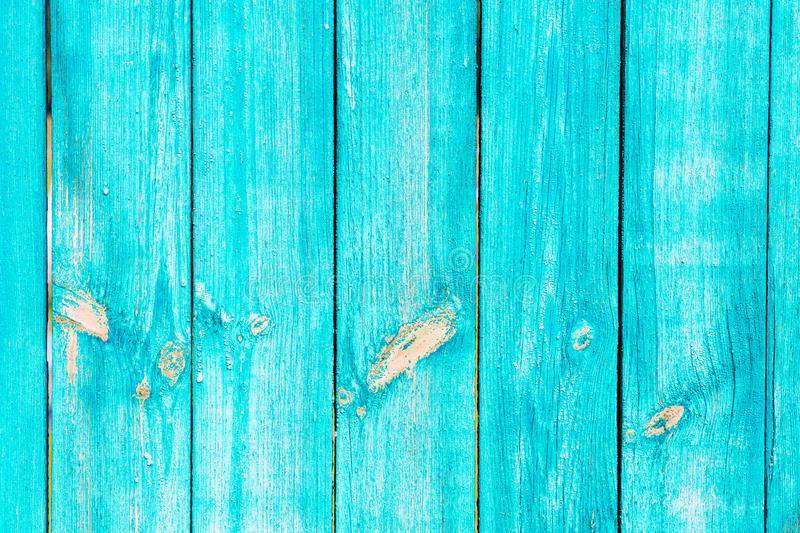 Wooden abstract background, texture of blue color with natural patterns for design art work, blue color. stock image