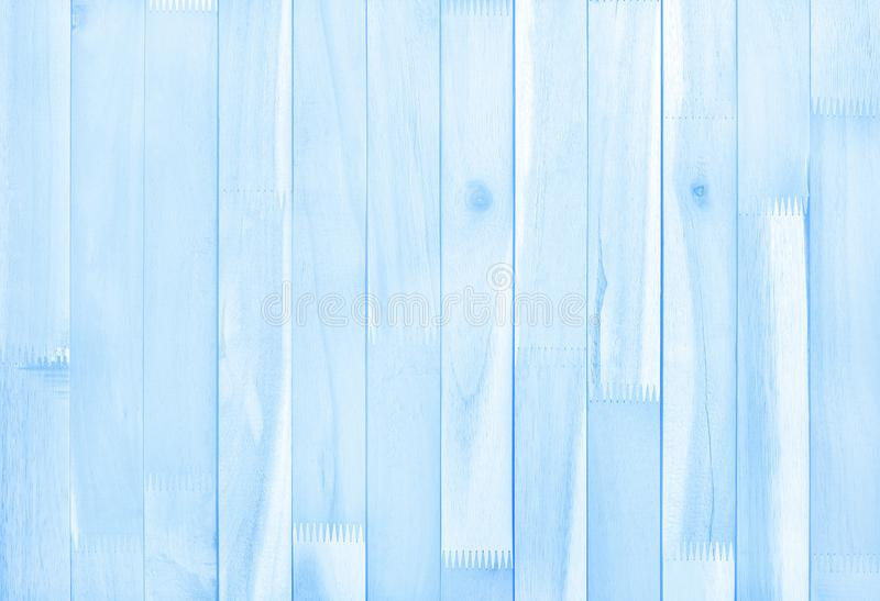 Wooden abstract background, texture of blue pastel color with natural patterns for design art work.  stock photo