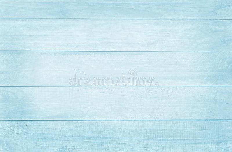 Wooden abstract background, texture of blue pastel color with natural patterns for design art work.  royalty free stock photo
