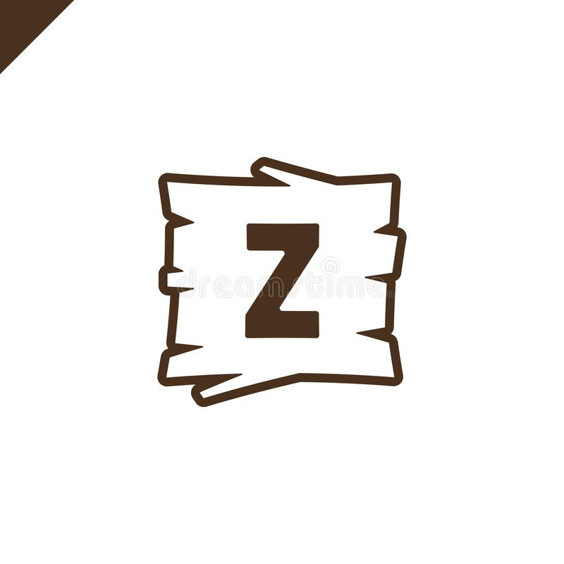 Wooden alphabet blocks with letter z in wood texture area with download wooden alphabet blocks with letter z in wood texture area with outline stock vector spiritdancerdesigns Image collections