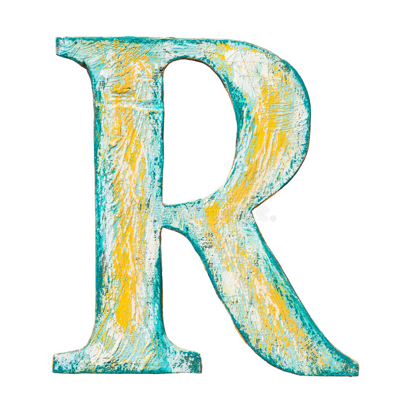 Download Wooden alphabet letter stock image. Image of font, natural - 96260031