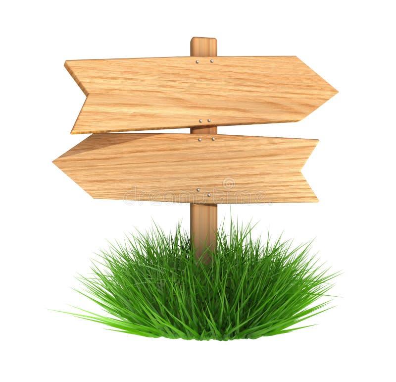 Download Wooden Arrow Board Stock Photos - Image: 26592563
