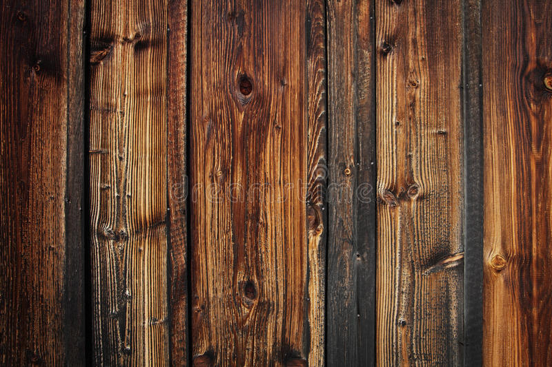 Wooden background. Aged wooden plank fence background