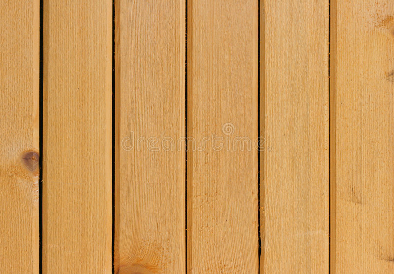Wooden background. Wooden slats close-up, may be used as background stock photo