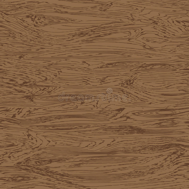 Wooden background. Abstract wooden seamless background texture, vector illustration stock illustration