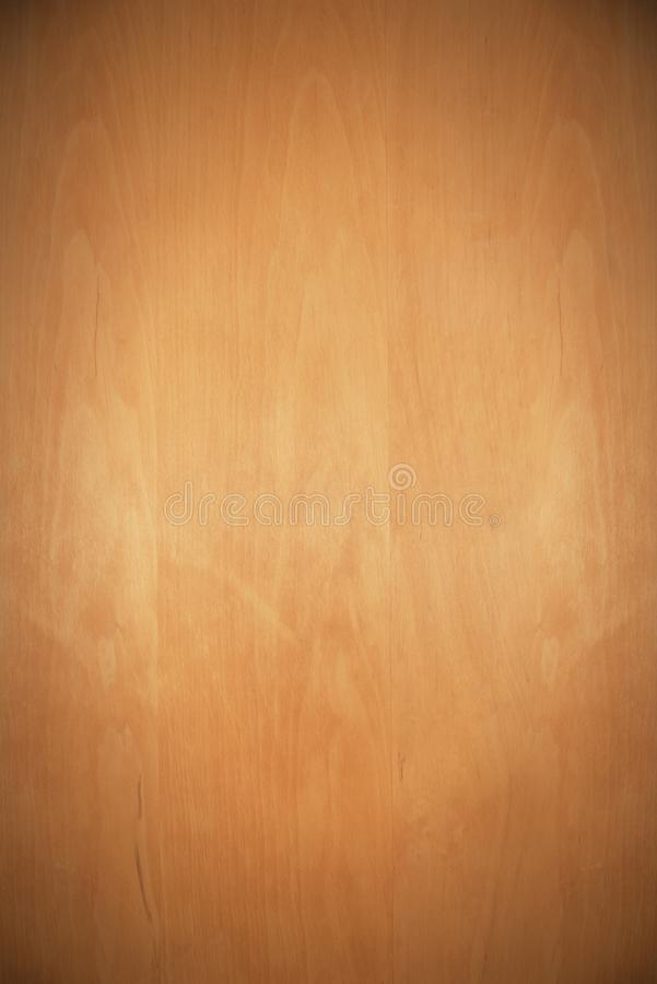 Wooden background alder tree with spotlight stock image