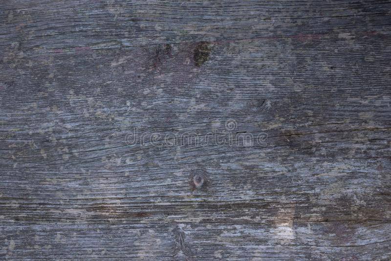 Wooden background dark and weathered stock image