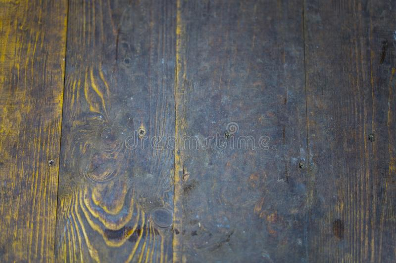 Wooden background, dark wood royalty free stock photography