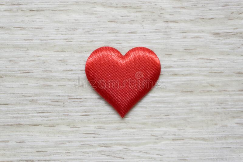 Wooden background with heart royalty free stock photo
