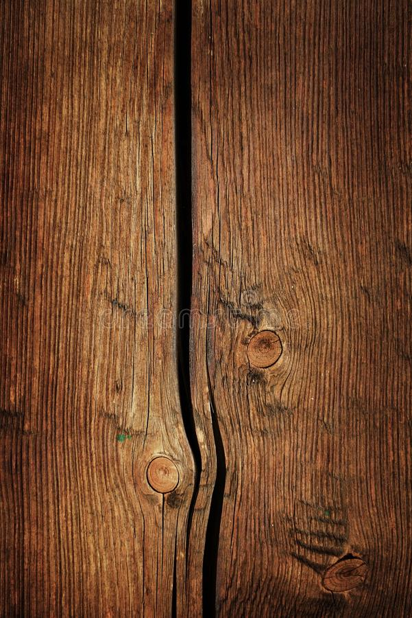 Wooden background. Old wooden background or texture stock image