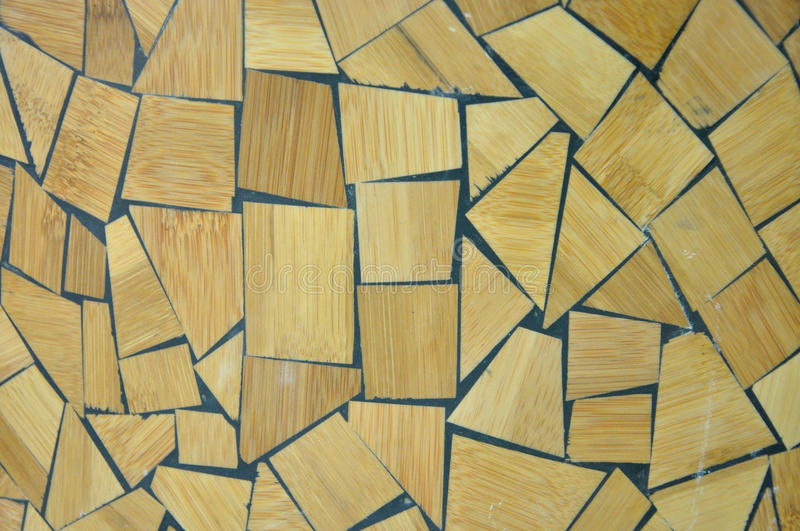 Wooden Background By Piece Stock Images