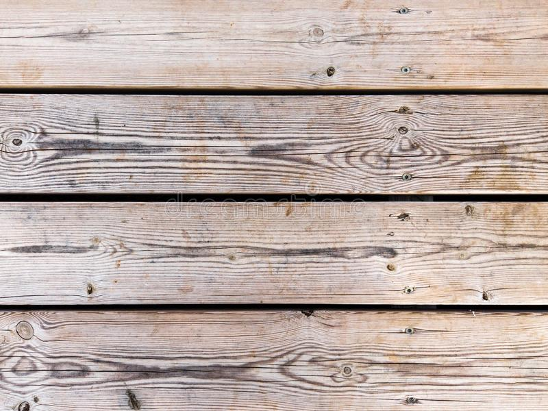 Wooden background from real wooden table royalty free stock photography