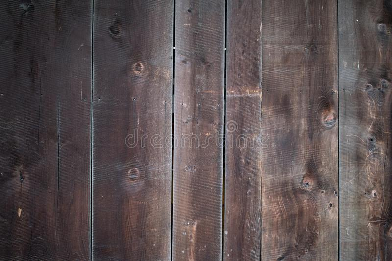 Wooden background texture closeup dark burned royalty free stock images