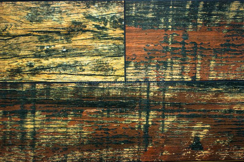 Wooden Background Texture and Pattern. Looking Colorful, Grungy royalty free stock images