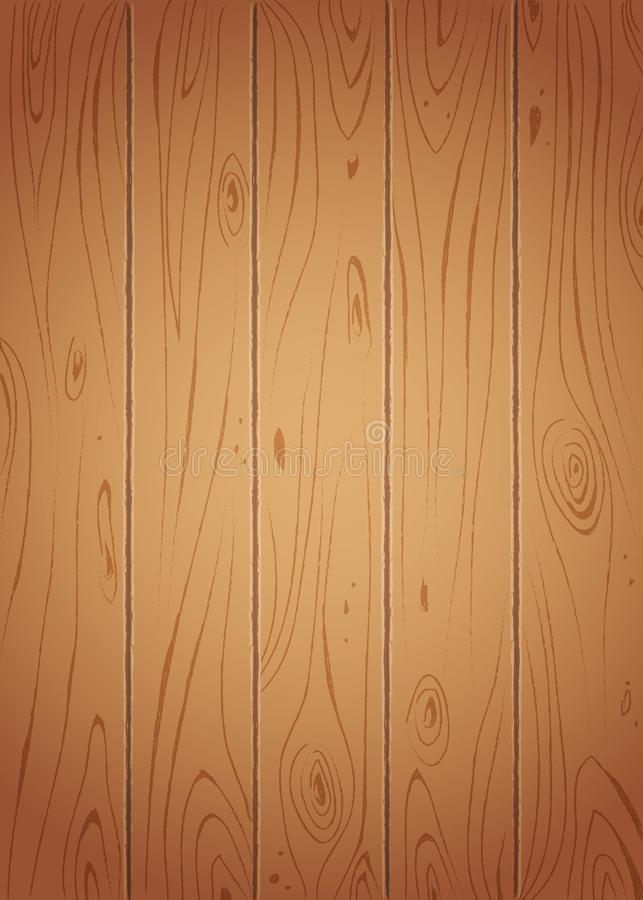 Download Wooden Background Wood Plank Texture Stock Illustration