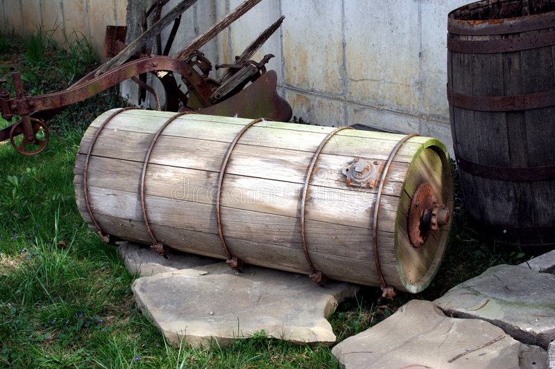 Download Wooden Barrel stock photo. Image of cylinder, whiskey, cask - 108090