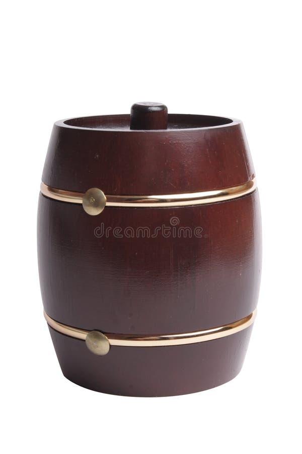 Download Wooden barrel stock photo. Image of render, storage, equipment - 15509872