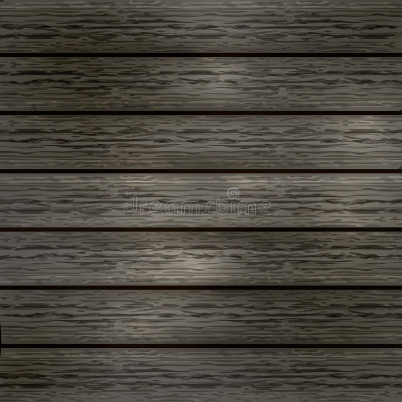 Wooden base. Flooring, parquet, realistic image vector illustration