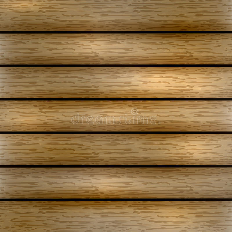 Wooden base 2. Wooden base, flooring, parquet, realistic image royalty free illustration