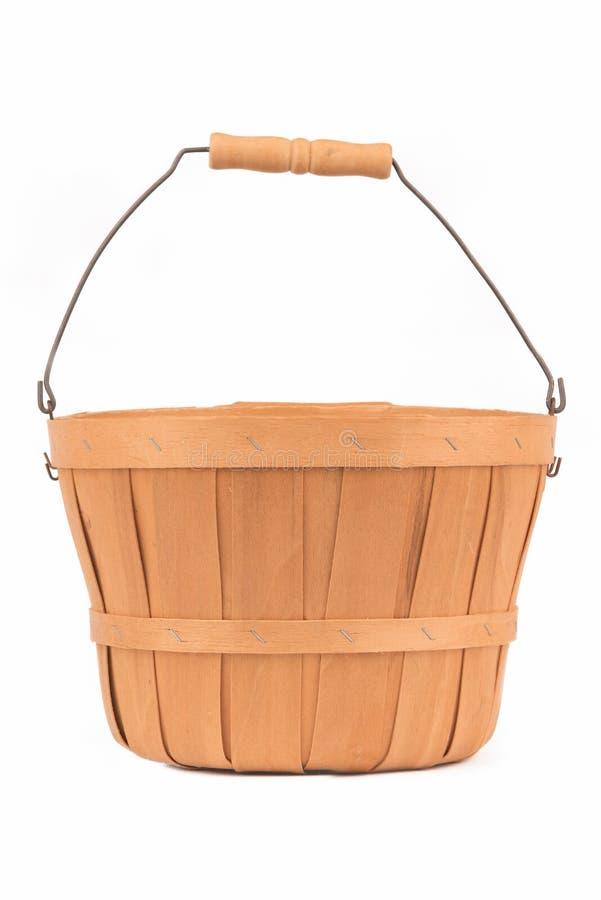 Download Wooden Basket Stock Photo - Image: 75922794